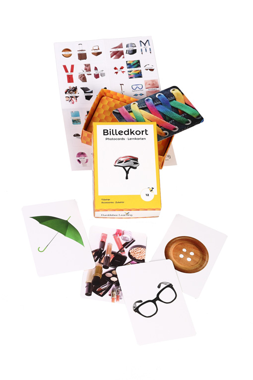 Photo Cards Accessories Bumblebee Learning